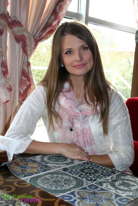 Datingsite to Meet Charming Ukrainian Woman Lilya from Mariupol, Ukraine