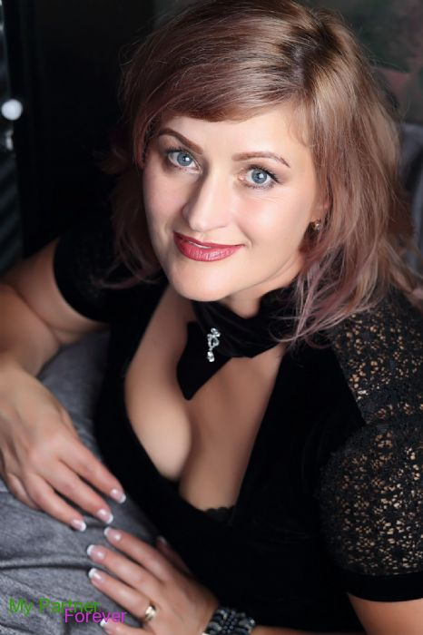 International Matchmaking Service to Meet Valentina from Grodno, Belarus