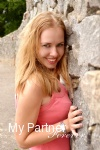Datingsite to Meet Charming Ukrainian Woman Alina from Poltava, Ukraine