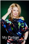 Datingsite to Meet Pretty Ukrainian Lady Nadezhda from Kiev, Ukraine