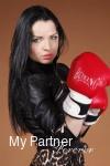 Online Dating with Gorgeous Ukrainian Woman Alena from Vinnitsa, Ukraine