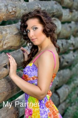 MyPartnerForever | Pretty Ukrainian Brides - Nataliya from Poltava, Ukraine