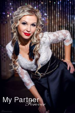 Beautiful Ukrainian Bride Svetlana from Nikolaev, Ukraine
