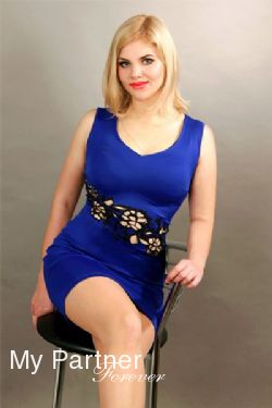 Charming Ukrainian Lady Oksana from Sumy, Ukraine