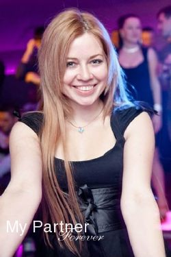 Dating Service to Meet Beautiful Russian Lady Alevtina from Chisinau, Moldova