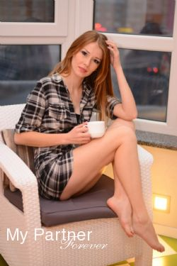 Dating Service to Meet Charming Ukrainian Woman Nataliya from Vinnitsa, Ukraine