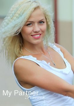 Dating Service to Meet Gorgeous Belarusian Lady Olga from Grodno, Belarus