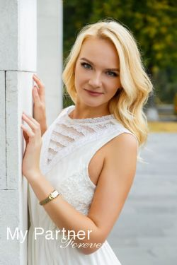 Dating Service to Meet Sexy Ukrainian Girl Anastasiya from Poltava, Ukraine