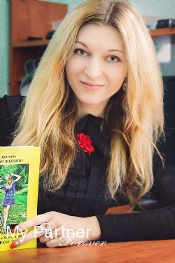 Dating Site to Meet Beautiful Belarusian Lady Oksana from Grodno, Belarus
