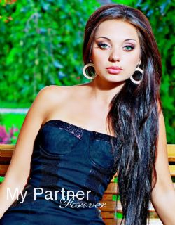 Dating Site to Meet Charming Ukrainian Girl Yanina from Zaporozhye, Ukraine