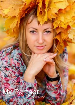 Dating Site to Meet Stunning Belarusian Lady Nataliya from Grodno, Belarus