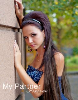 Dating with Gorgeous Ukrainian Woman Ilona from Zaporozhye, Ukraine
