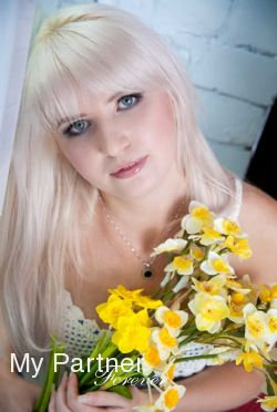 Datingsite to Meet Beautiful Ukrainian Girl Mariya from Zaporozhye, Ukraine