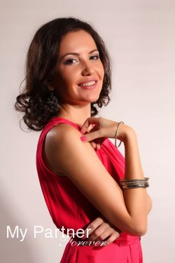 International Marriage Agency to Meet Ekaterina from Novosibirsk, Russia