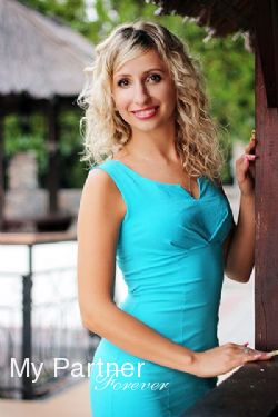 Meet Beautiful Ukrainian Woman Nataliya from Zaporozhye, Ukraine