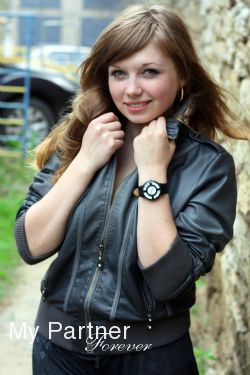 Meet Pretty Ukrainian Woman Alina from Nikolaev, Ukraine