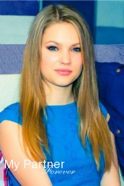Meet Ukrainian Woman Anastasiya from Vinnitsa, Ukraine