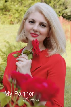 Beautiful Belarusian Bride Alla from Grodno, Belarus