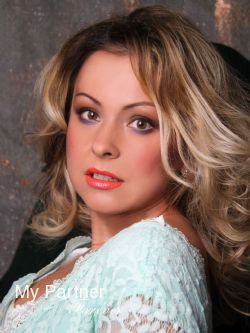 Beautiful Woman from Ukraine - Alyona from Poltava, Ukraine