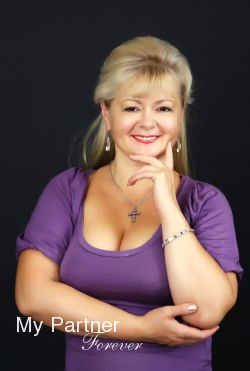 Charming Ukrainian Girl Valentina from Zaporozhye, Ukraine