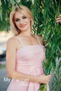 Charming Woman from Ukraine - Anna from Zaporozhye, Ukraine
