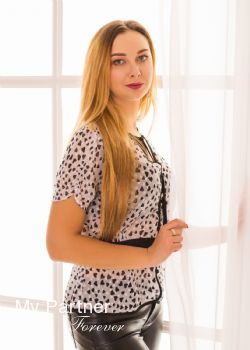 Dating Service to Meet Beautiful Ukrainian Girl Ekaterina from Kiev, Ukraine