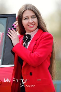 Dating Service to Meet Single Belarusian Woman Elena from Grodno, Belarus