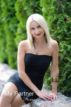 Dating Service to Meet Single Ukrainian Woman Marina from Kharkov, Ukraine