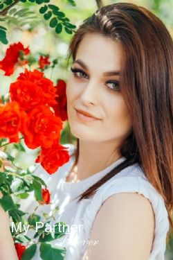 Dating Site to Meet Charming Ukrainian Lady Mariya from Zaporozhye, Ukraine