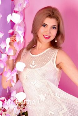 Dating Site to Meet Sexy Ukrainian Woman Alina from Kharkov, Ukraine