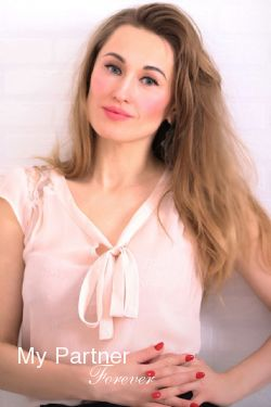 Dating Site to Meet Stunning Belarusian Woman Anna from Grodno, Belarus