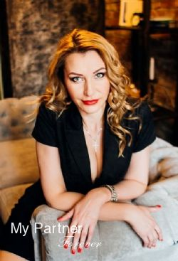 Dating Site to Meet Stunning Russian Lady Tatiyana from Samara, Russia