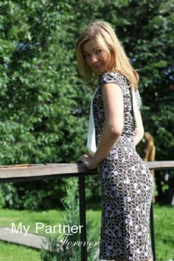 Dating with Charming Russian Lady Oksana from Moscow, Russia