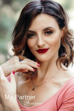 Dating with Gorgeous Ukrainian Girl Darya from Zaporozhye, Ukraine