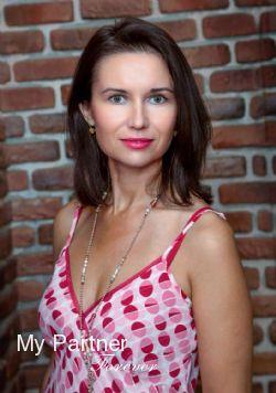 Dating with Single Ukrainian Girl Evgeniya from Kiev, Ukraine