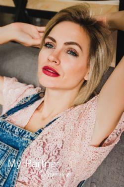 Datingsite to Meet Beautiful Belarusian Woman Elena from Grodno, Belarus