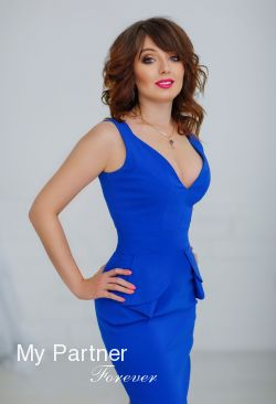 Datingsite to Meet Beautiful Ukrainian Lady Anna from Nikolaev, Ukraine