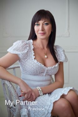 Datingsite to Meet Pretty Ukrainian Woman Darya from Zaporozhye, Ukraine