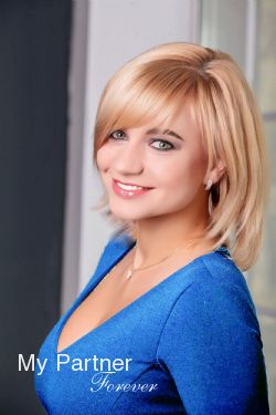 Datingsite to Meet Stunning Ukrainian Girl Elena from Dniepropetrovsk, Ukraine