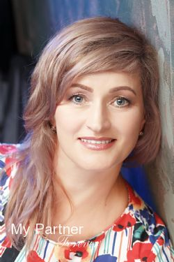 International Matchmaking to Meet Valentina from Grodno, Belarus