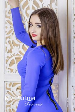 Marriage Agency Service to Meet Alina from Poltava, Ukraine