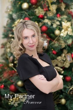 Online Dating with Beautiful Russian Lady Lyubov from Novosibirsk, Russia