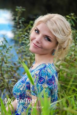 Online Dating with Charming Russian Woman Nadezhda from Pskov, Russia