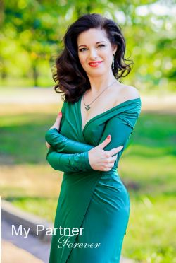 Pretty Ukrainian Bride Svetlana from Zaporozhye, Ukraine
