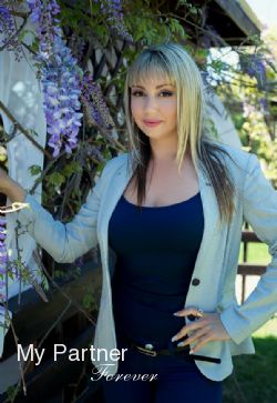 Russian Lady Looking for Men - Svetlana from Sevastopol, Russia
