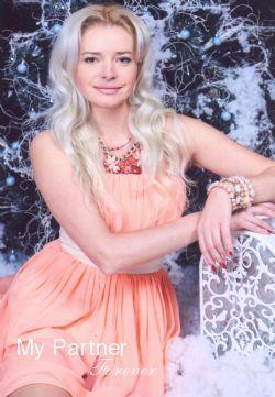 Single Belarusian Lady Zhanna from Minsk, Belarus