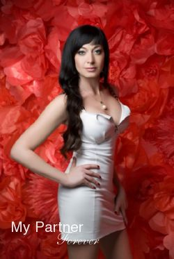 Single Ukrainian Lady Darya from Zaporozhye, Ukraine