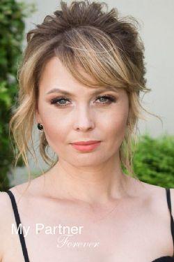 Single Woman from Belarus - Olesya from Grodno, Belarus