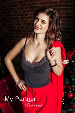 Ukrainian Girl for Marriage - Darya from Zaporozhye, Ukraine