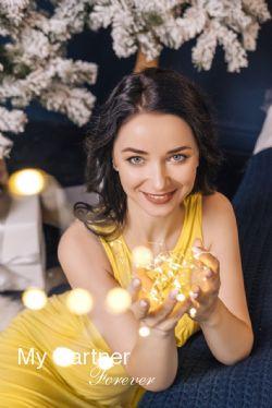 Ukrainian Girl Looking for Marriage - Yuliya from Kiev, Ukraine